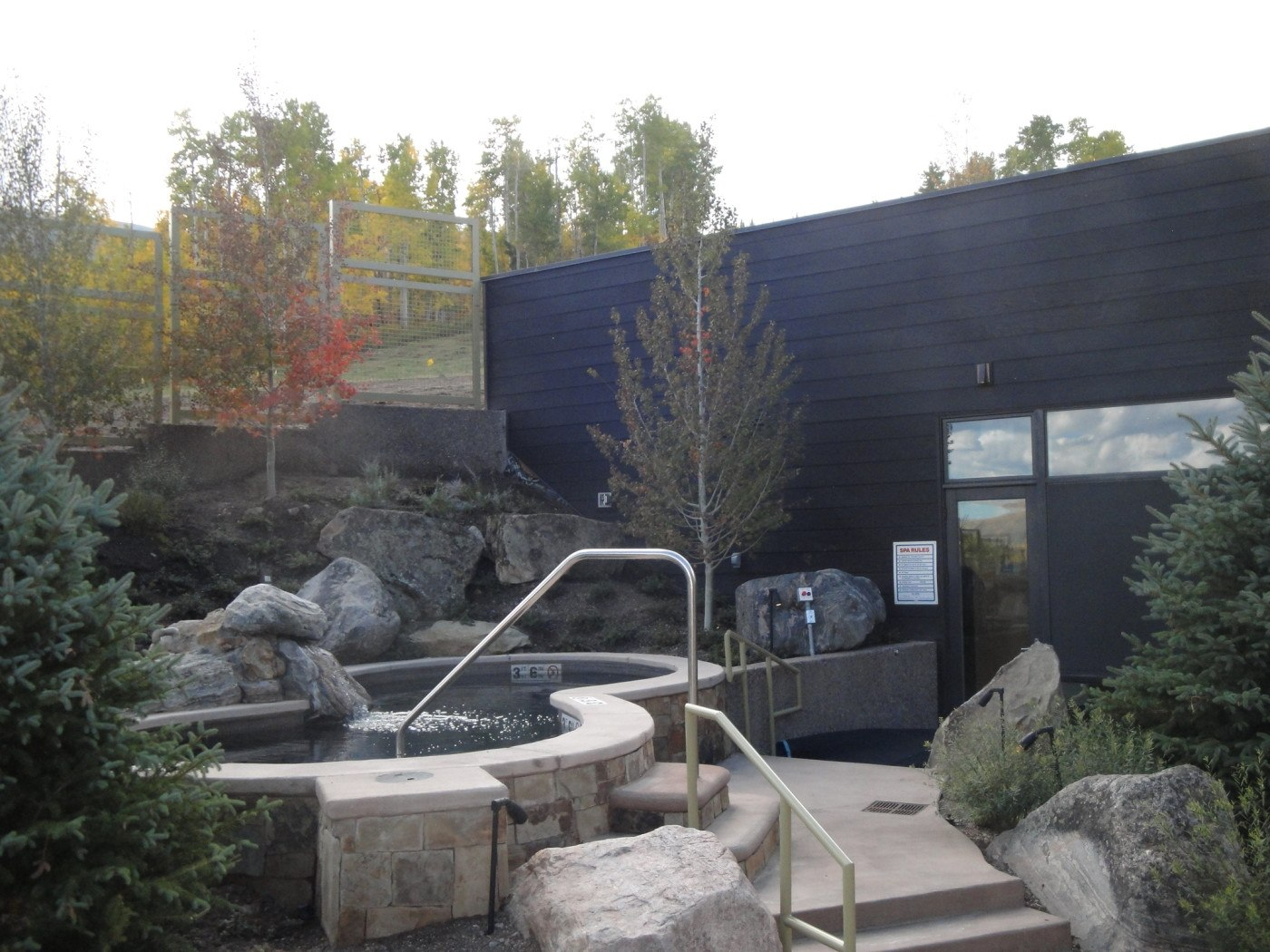 Timberline Pool & Heal Club Project